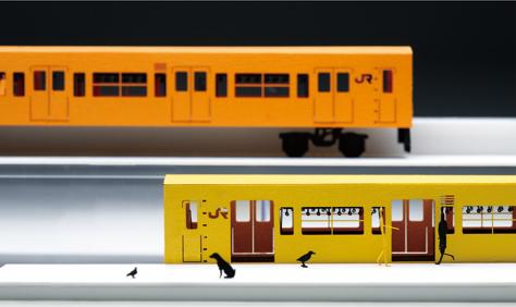 TRAINIART 鉄道オリジナルグッツ